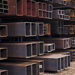 tubes construction carrés